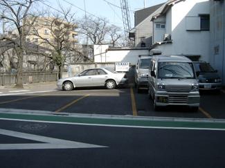 【外観】遠藤駐車場