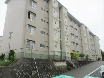 【外観】白川台住宅16号棟