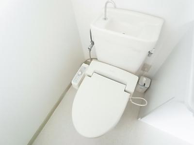 【トイレ】フレア島頭