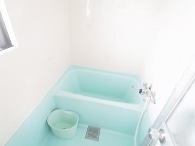 【浴室】フレア島頭