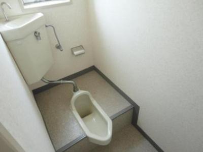 【トイレ】大清ビル