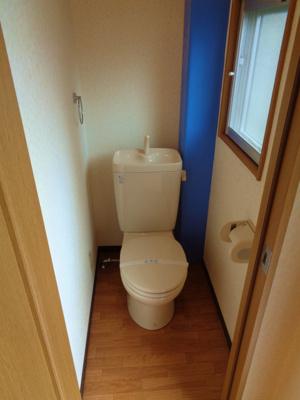 【トイレ】ライズ鶴ヶ丘