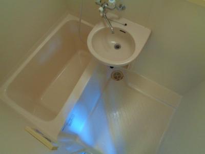 【浴室】ライズ鶴ヶ丘