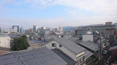 【展望】京都市下京区唐物町