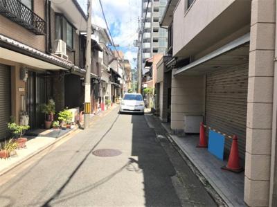 【周辺】京都市下京区唐物町