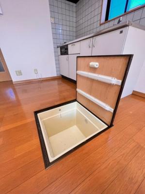 【玄関】カシモB棟