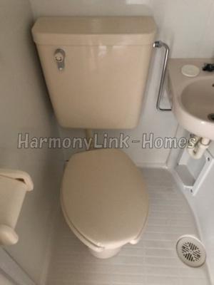 シエスタラベンダーのシンプルで使いやすいトイレです(別部屋参考写真)