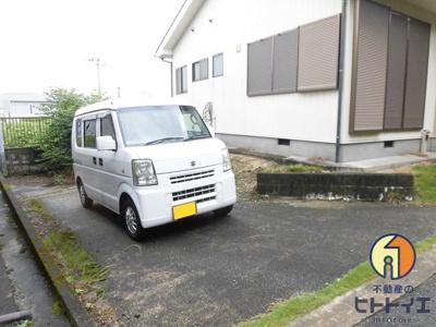 【駐車場】松田貸家