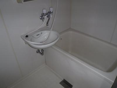 【浴室】ブループランツ