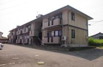 高崎市金古町一棟アパートの画像
