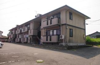 【外観】高崎市金古町一棟アパート