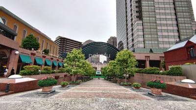 恵比寿大倉ビル:徒歩約4分に恵比寿ガーデンプレイスがあります