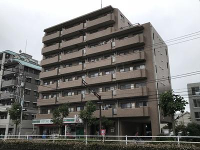 【外観】ロイヤルシラコ