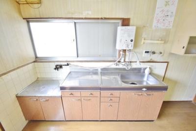 【キッチン】南恵我之荘8丁目貸家