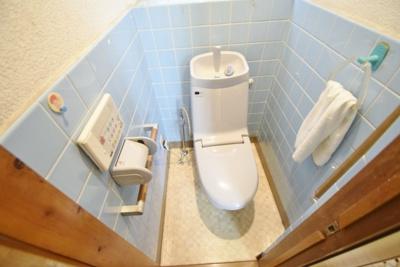 【トイレ】南恵我之荘8丁目貸家