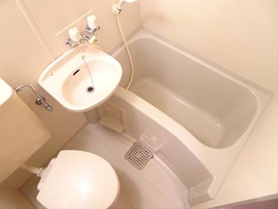 【浴室】ココルワージュ
