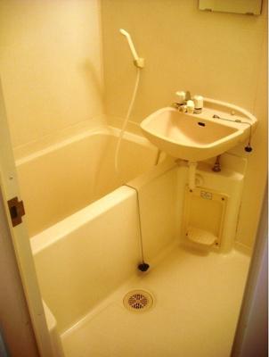 サンフラワー第6のお風呂(別部屋参考写真)