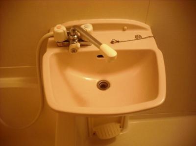 サンフラワー第6の洗面台(別部屋参考写真)