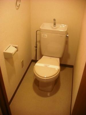 サンフラワー第6のトイレ(別部屋参考写真)
