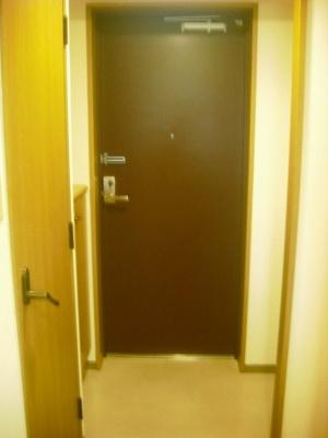 サンフラワー第6の玄関(別部屋参考写真)