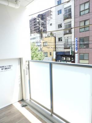 【バルコニー】OPUS RESIDENCE SHINSAIBASHI SOUTH