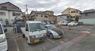 【外観】井本モータープール