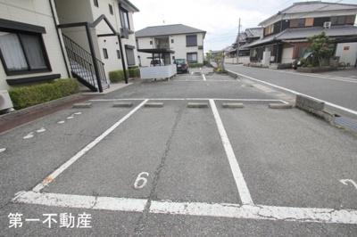 【駐車場】ハートフルハイツきた
