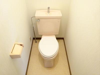 【トイレ】クレベール松原