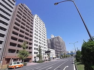 【外観】ラナップスクエア三宮プライム
