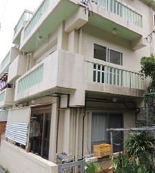 【外観】マンション白樺(アパート1棟:12室)