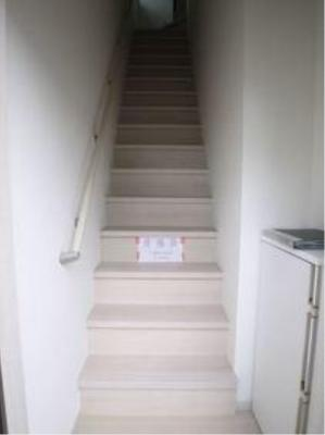 FERIO谷中公園の階段☆