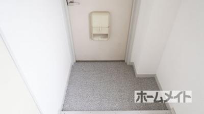 【玄関】シャトレー寿