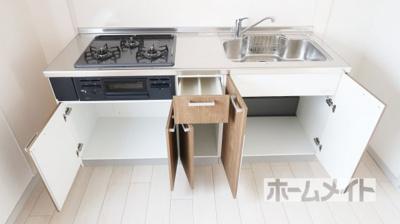 【キッチン】シャトレー寿