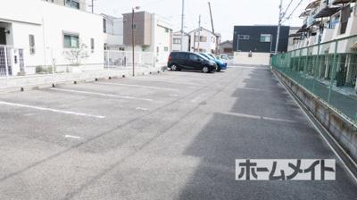【駐車場】シャトレー寿