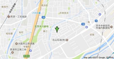 【地図】ブルックサイド