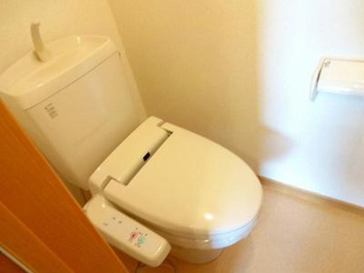 【トイレ】ブルックサイド