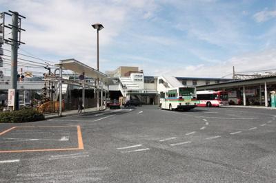 JR京阪石山駅