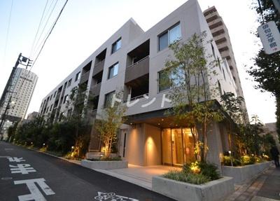 【外観】ジオ新宿百人町