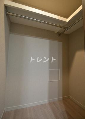【収納】ジオ新宿百人町