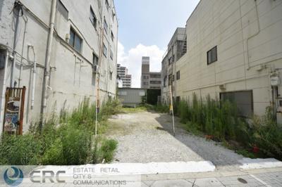 【外観】長田区四番町7丁目 建築条件無 売土地