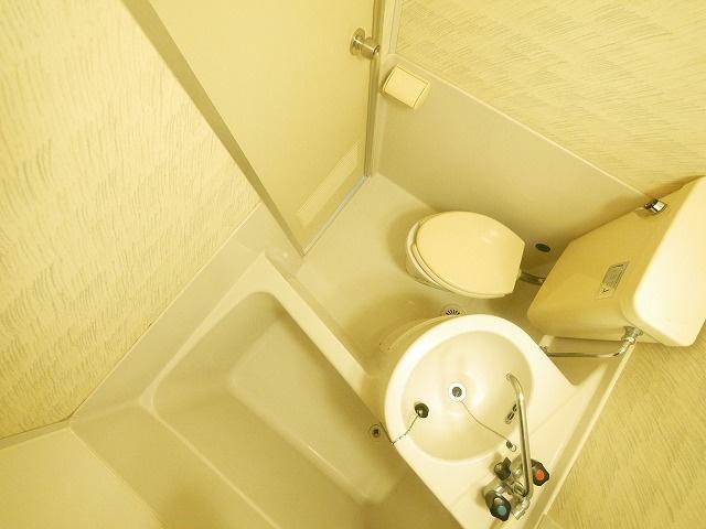 【浴室】マンションアモリーノ