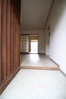 【玄関】谷垣マンション