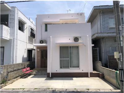 【外観】沖縄市泡瀬戸建て