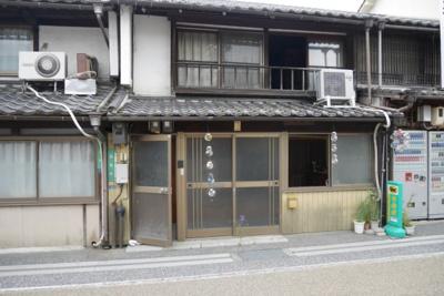 【外観】津山市西新町 中古住宅6K