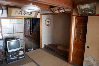 【和室】津山市西新町 中古住宅6K