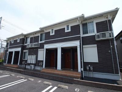 2009年築1LDK賃貸アパート。