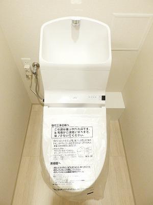 【トイレ】ブランズ北堀江