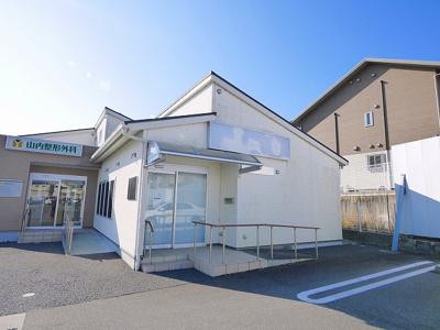 【外観】中村屋三松貸店舗