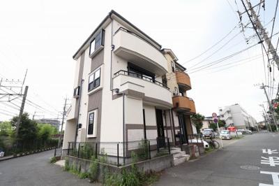 【外観】JR南武線「武蔵新城」駅 一戸建