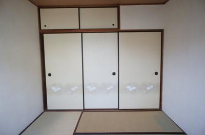 【和室】レジデンス王塚